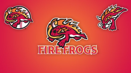fire frogs