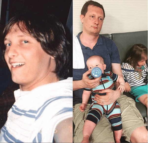 life change after baby
