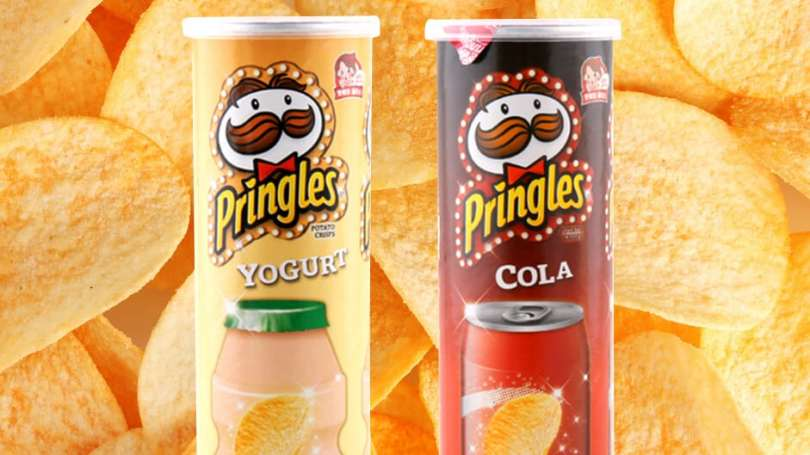Flavoured Chips