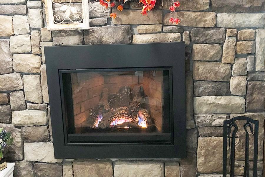 B42 Fireplace