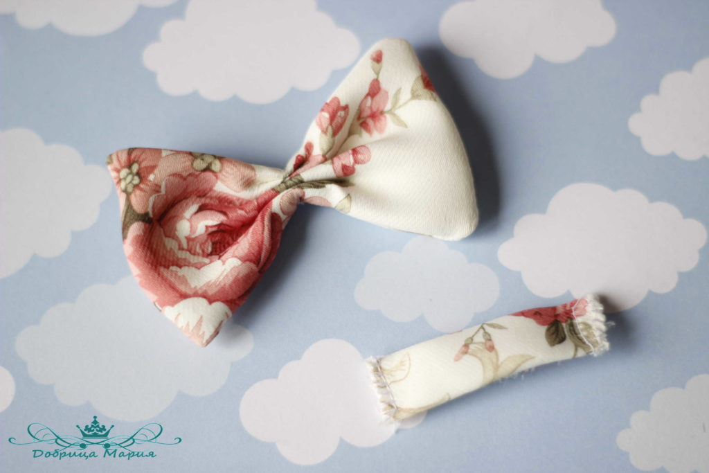 Tissue Bow 7.