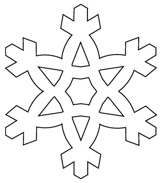 钢板蜡纸雪花