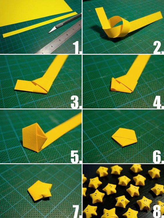 paper sprocket stages