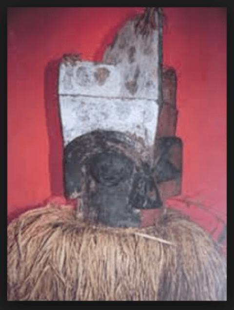 "Masque ""Emboli"" (Gabon)"