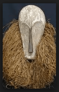 Masques traditionnels gabonais