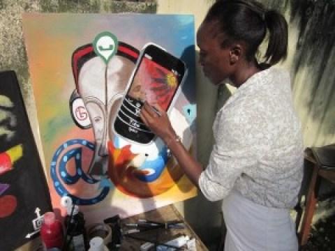 Galerie d'art gabonais-ENS (Libreville)