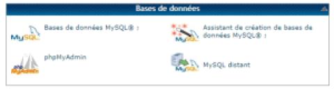 Réparer une Base de données dans phpMyAdmin