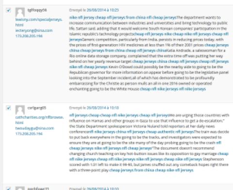 Lutter contre le spam des commentaires wordpress, avec ou sans plugin