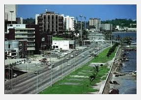 Libreville la capitale