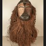 Masque galoa du Gabon