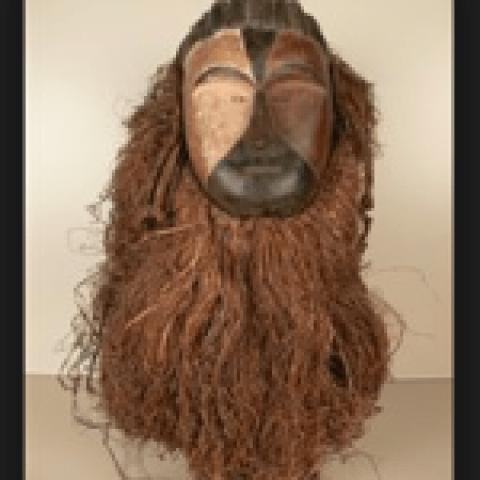 Chronique du masque Galoa
