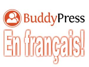 Traduire Buddypress en français