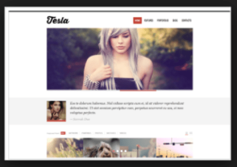 Theme pro wordpress gratuit (free premium wp theme)