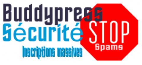Buddypress: stopper les inscriptions massives de spams