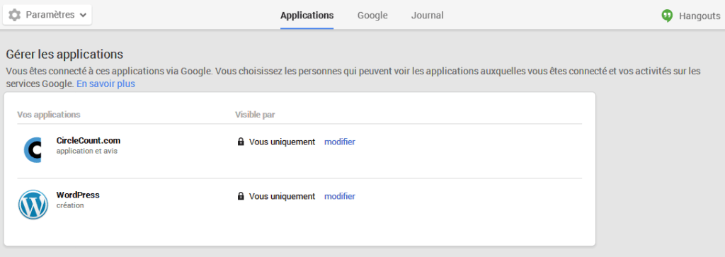Google mode public