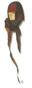 masque kwélé: mvudi