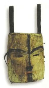 Ndimina: masque kwélé