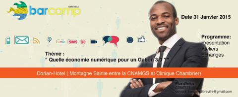BarCamp Libreville: édition de janvier 2O15