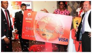 Airtel Money Visa: partenariat