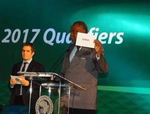Le Gabon organisera la CAN 2017