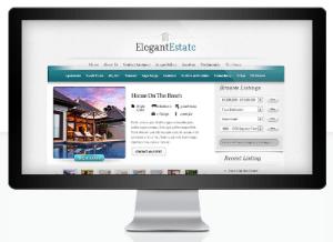 ElegantEstate: Thèmes WordPress 2017