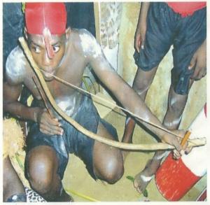Mungongo: arc musical du Gabon