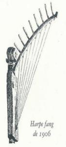 Harpe fang de 1906
