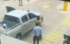 Opération Mamba au Gabon