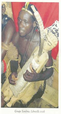 Ngombi: Harpe Tsogo - musique gabonaise