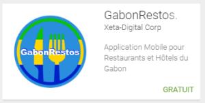 Application Mobile pour Restaurants au Gabon