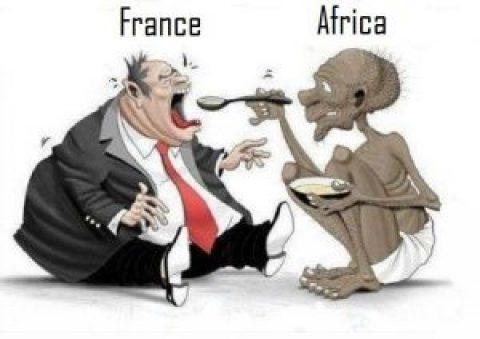 La France continue de voler ses «anciennes» colonies africaines