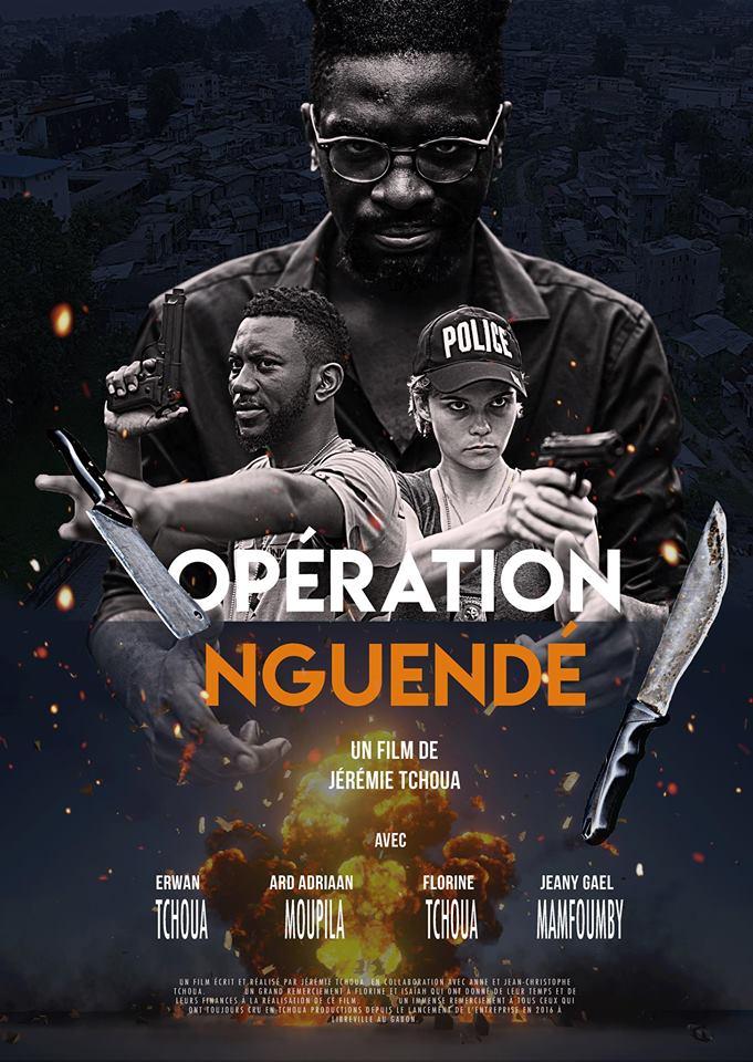 Opération Nguendé: cinéma du Gabon