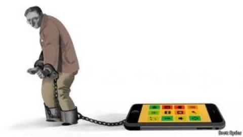 Les gens sont devenus esclaves des smart-phones