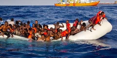 L'Italie rend  la France responsable de l'immigration en Europe