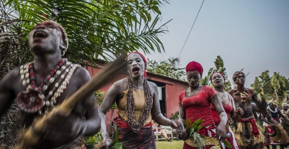 Tradition du Gabon