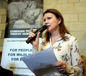 Sue Hayman Shadow Defra Minister