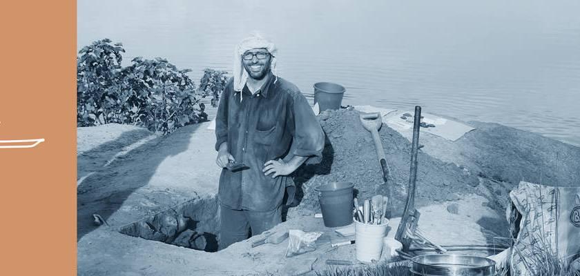 archéologie projet Banturivers au Congo