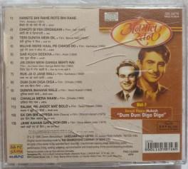 Dum Dum Diga Diga Mukesh Anmol Ratan Hindi Audio CD vol 7