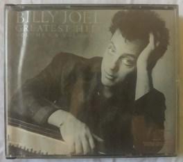 Billy Joel Greatest Hit Vol 1 & 2 English Audio CD
