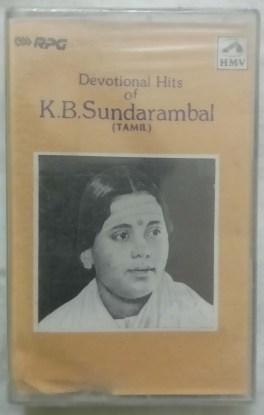 Devotional Hits of K.B. Sundarambal Tamil Audio Cassette