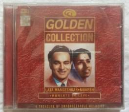 Golden Collection Lata Mangeshkar – Mukesh Moment Of Love Hindi Audio Cd