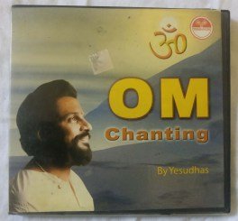 Om Chanting By Yesudhas Audio CD