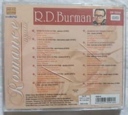 R.D. Burman O Mere Dil Ke Chain Romance Again Hindi Audio CD