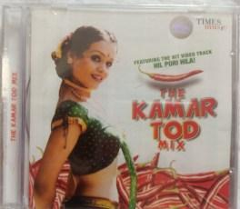 The Kamar Tod Mix Hindi Audio CD