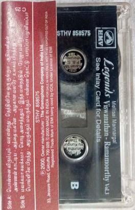 Legends Viswanathan – Ramamoorthy Vol.3 Tamil Audio Cassettes