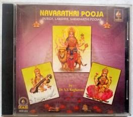 Navarathri Pooja By SS raghavan Audio cd