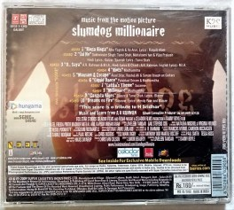 Slumdog Millionaire Audio CD By A. R. Rahman