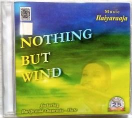 Nothing But Wind Audio Cd By Ilaiyaraaja