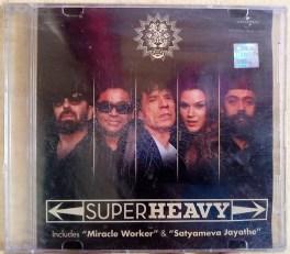 Super Heavy English Audio Cd