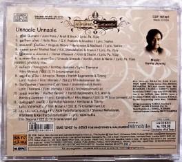 Unnale Unnaale – Harris Jayaraj Hits Tamil Audio Cd